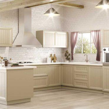 Muebles de cocinas plafón